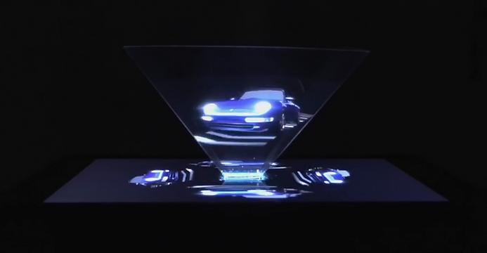 b240b7407d6 Инновационные технологии в рекламе  голограмма