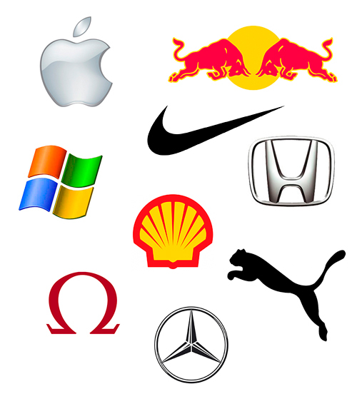 логотип с олимпийским знаком